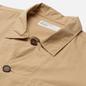 Мужская рубашка Universal Works Bakers Overshirt Poplin Sand фото - 1