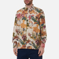 Мужская рубашка Universal Works Humber Pixel Flower Camo фото - 2
