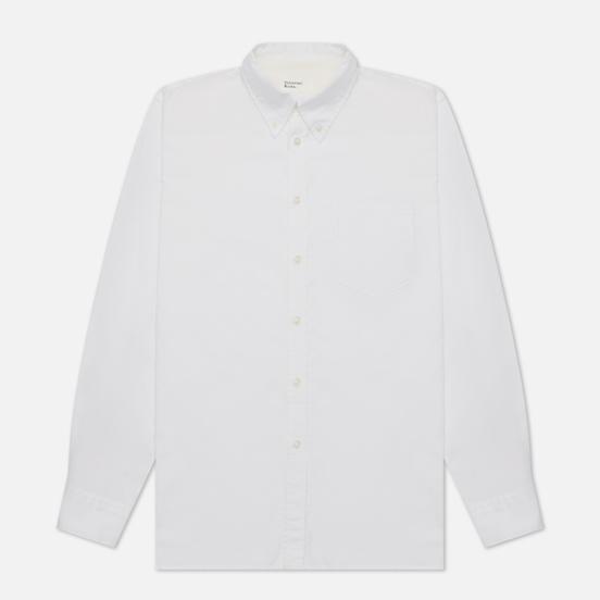 Мужская рубашка Universal Works Everyday Organic Oxford White