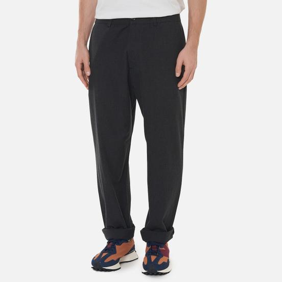 Мужские брюки Universal Works Military Chino Herringbone Cotton Charcoal