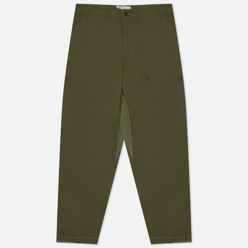 Мужские брюки Universal Works Patched Mil Fatigue Twill Mix Light Olive