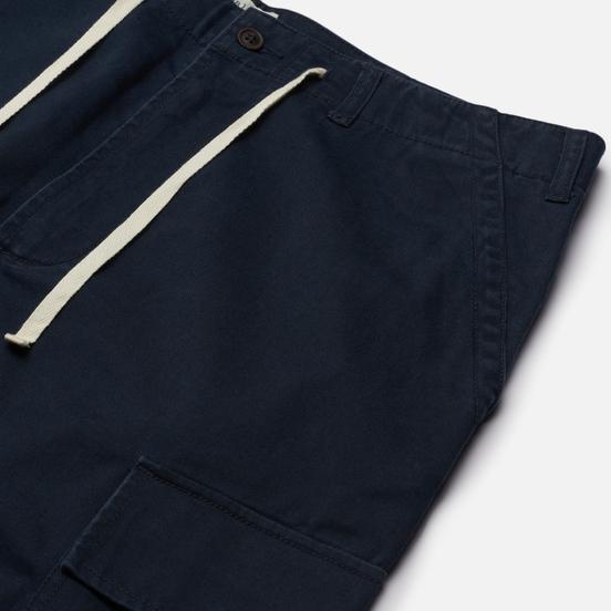 Мужские брюки Universal Works Cargo Twill Navy