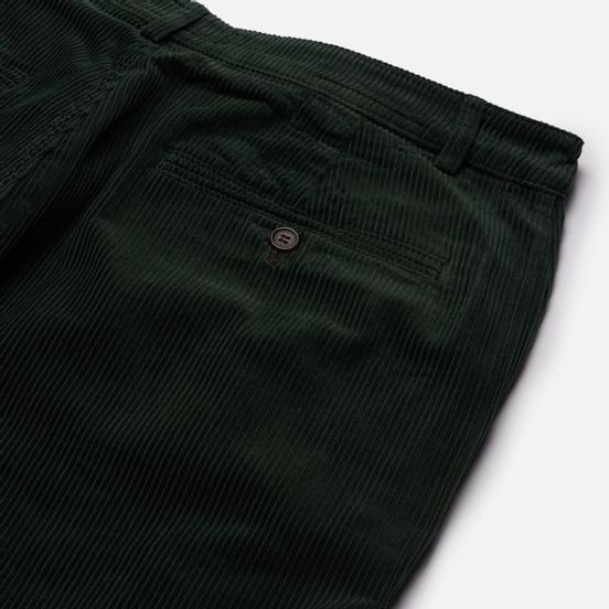 Мужские брюки Universal Works Military Chino Cord Forest Green