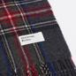 Шарф Universal Works Tartan Wool Charcoal фото - 1