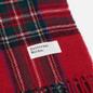 Шарф Universal Works Tartan Wool Red фото - 1