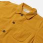 Мужская рубашка Universal Works Bakers Overshirt Fine Cord Mustard фото - 1