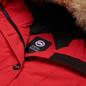 Женская куртка парка Canada Goose Rossclair Red фото - 1