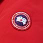 Женская куртка парка Canada Goose Rossclair Red фото - 2
