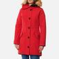Женская куртка парка Canada Goose Rossclair Red фото - 4