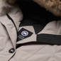 Женская куртка парка Canada Goose Rossclair Limestone фото - 1
