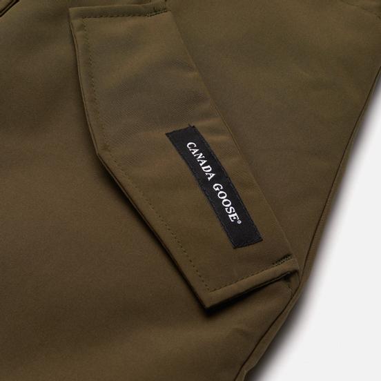 Женская куртка парка Canada Goose Rossclair Military Green