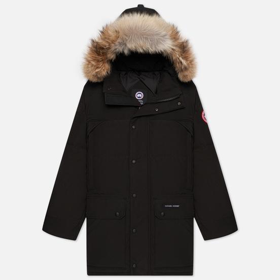 Мужская куртка парка Canada Goose Emory Black