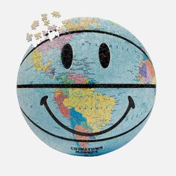 Пазл Chinatown Market Smiley Global Citizen Heat Map Blue