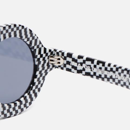Солнцезащитные очки Chinatown Market x Akila Checkered Black