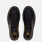 Ботинки Dr. Martens 1461 Double Stitch Leather 3 Eye Black/Yellow фото - 1