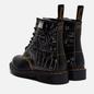 Мужские ботинки Dr. Martens x Jean-Michel Basquiat 1460 8 Eye Black/White фото - 2