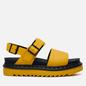 Женские сандалии Dr. Martens Voss Yellow Hydro фото - 3