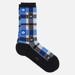 Носки Burlington Tartan Check Black