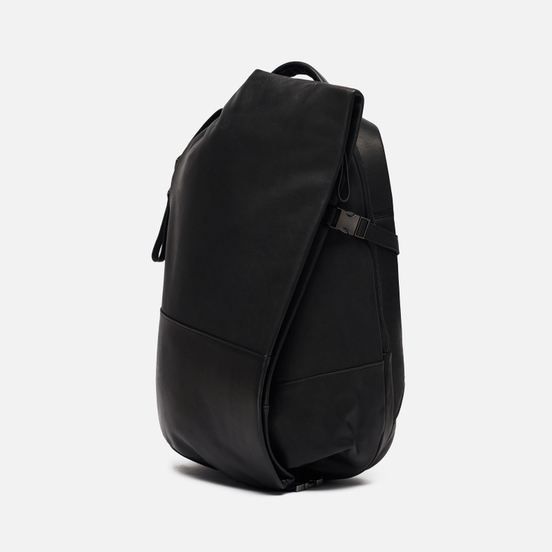 Рюкзак Cote&Ciel Isar Small Alias Cowhide Leather Black