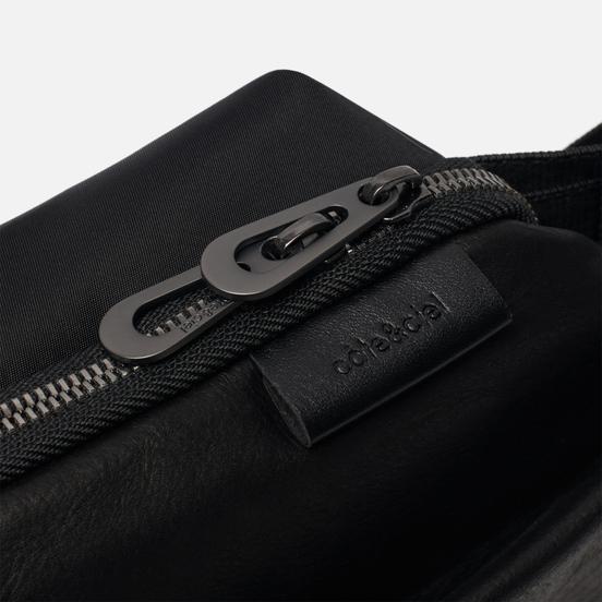 Сумка на пояс Cote&Ciel Isarau Small Alias Cowhide Leather Black
