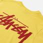 Женская футболка Stussy Classic Stock Lemon фото - 2