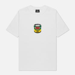 Женская футболка Stussy Paint Can White