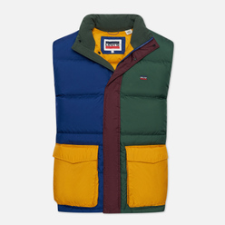 Мужской жилет Levi's Loose Filmore Color Block Multicolor Sassaf