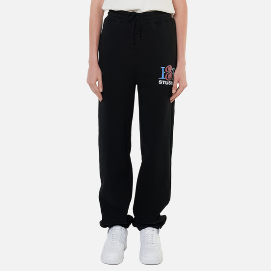 Женские брюки Stussy Ist Black