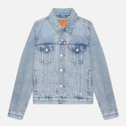 Женская джинсовая куртка Levi's Original Trucker All Mine Indigo