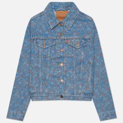 Женская джинсовая куртка Levi's Original Trucker Lazy Daisy Trucker