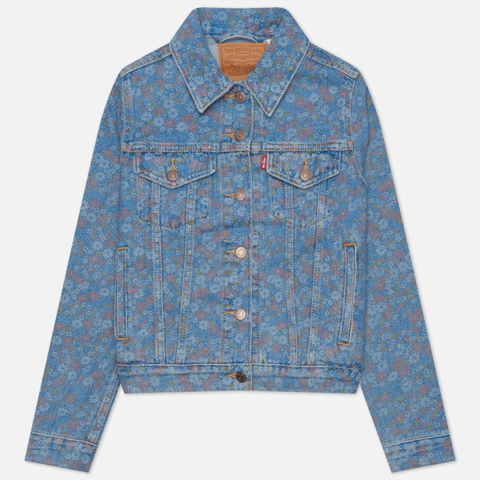 Женская джинсовая куртка Levi's Original Trucker