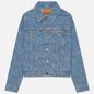 Женская джинсовая куртка Levi's Original Trucker Lazy Daisy Trucker фото - 0