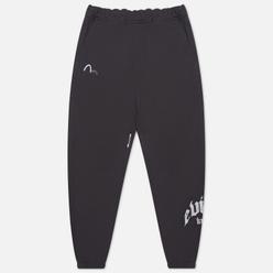 Мужские брюки Evisu Evisukuro Contrast Pockets Charcoal
