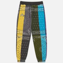 Мужские брюки Evisu Bandana Handkerchief All Over Printed Multi