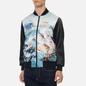 Мужская куртка бомбер Evisu Taka Fuji Mountain Allover Print Multi фото - 3