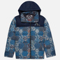 Мужской пуховик Evisu Japanese Pattern Allover Print Down Multi фото - 0