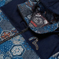 Мужской пуховик Evisu Japanese Pattern Allover Print Down Multi фото - 1
