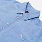Мужская рубашка Evisu Daicock Print Oxford Blue фото - 1