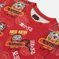 Мужская футболка Evisu Heritage Daruma All Over Print Multi фото - 1