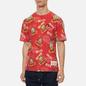 Мужская футболка Evisu Heritage Daruma All Over Print Multi фото - 2