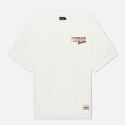 Мужская футболка Evisu Heritage Multi-Daruma Printed Off White