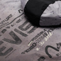 Мужская куртка ветровка Evisu Raindrop All Over Print Trail Windbreaker All Over Print/Black фото - 2