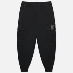 Мужские брюки Evisu Embossed Seagull Baggy Black