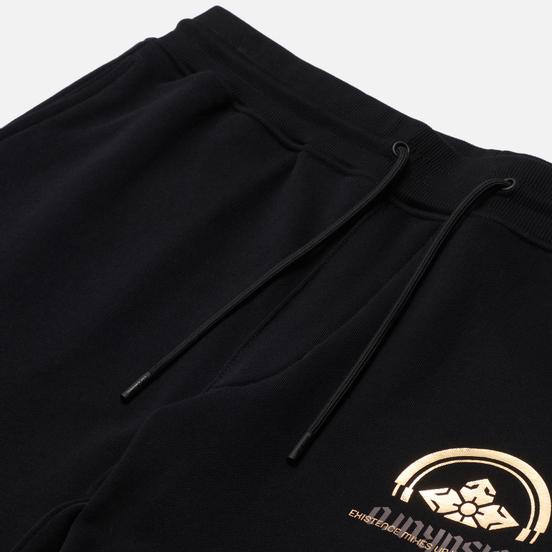 Мужские брюки Evisu Multi Logo Black