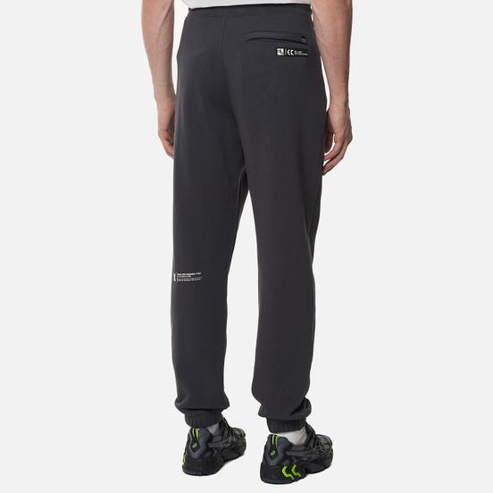 Мужские брюки Evisu Kamon & Seagull Zip Pockets Charcoal