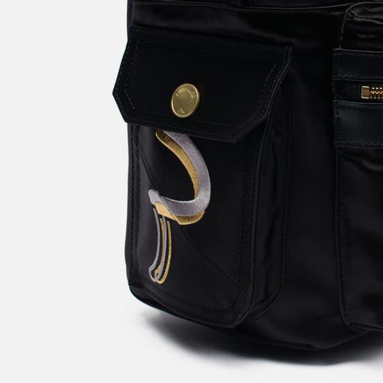 Рюкзак Evisu Evisukuro Golden Wave Black