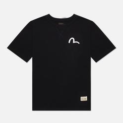 Мужская футболка Evisu Evisu-Beer Printed Black