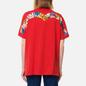 Женская футболка Evisu Heritage All Over Printed Boyfriend Chinese Red фото - 4