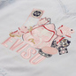 Женская джинсовая куртка Evisu Godhead x Bonsai Foil Embroidered Acid Washed Indigo Bleach фото - 2