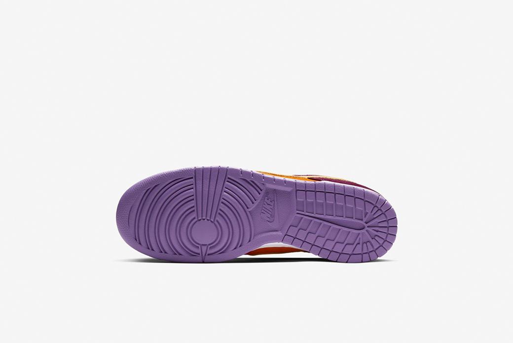 Nike Dunk Low SP Viotech: красочное возвращение